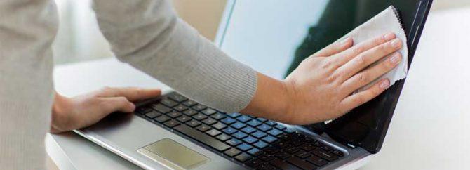 ۷ نکته برای نگهداری از لپ تاپهای خود