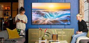 تلویزیون های LED و OLED و QLED