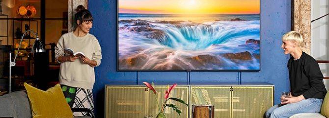 تفاوت های تلویزیون های LED و OLED و QLED