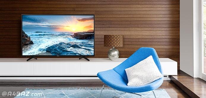 اتصال تلویزیون هوشمند به اینترنت
