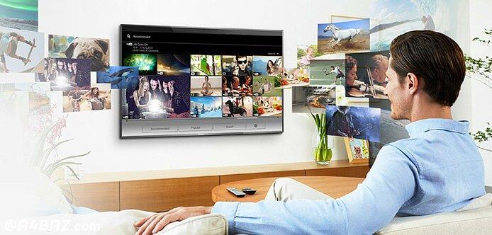 ویژگی های تلویزیون هوشمند یا Smart TV