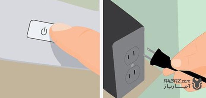 خدمات تعمیر شارژر لپ تاپ