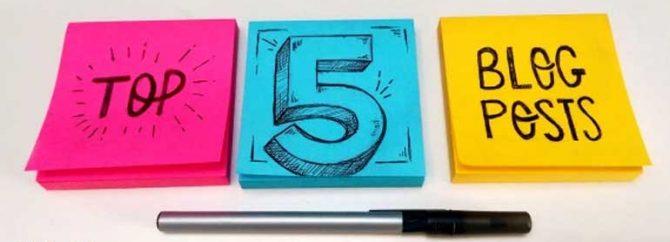 ۵ پست برتر وبلاگ آچارباز در سال ۹۶