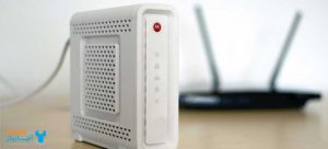 پیکربندی مودم ADSL