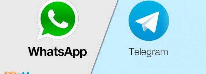 مقایسه اپ های پیامرسان معروف: گوگل الو، تلگرام و واتساپ