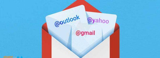 چگونه از طریق Gmail به ایمیل های Yahoo دسترسی داشته باشیم؟