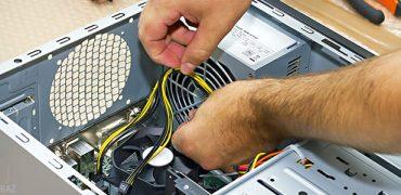 تعمیر لپ تاپ و کامپیوتر در محل با آچارباز