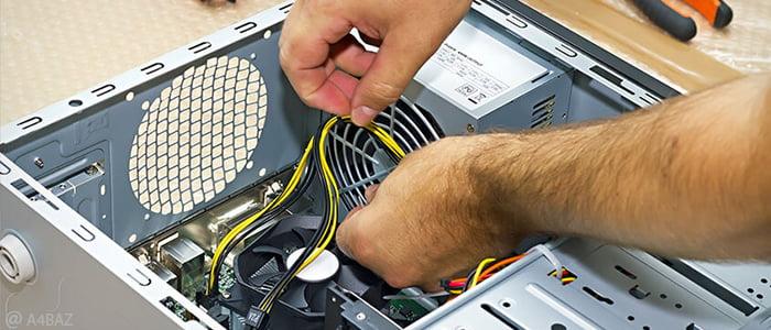 تعمیر لپ تاپ و کامپیوتر در محل