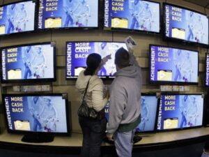 انواع پنل در تلویزیون ها - راهنمای خرید تلویزیون