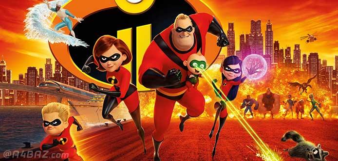 10 انیمیشن برتر دیدنی 2018