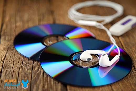انواع سی دی ها و تاریخچه آنها