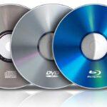 با انواع سی دی ها و تاریخچه آنها آشنا شوید