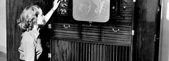 تکنولوژی های تلویزیون از گذشته تا به امروز/ ویدیو