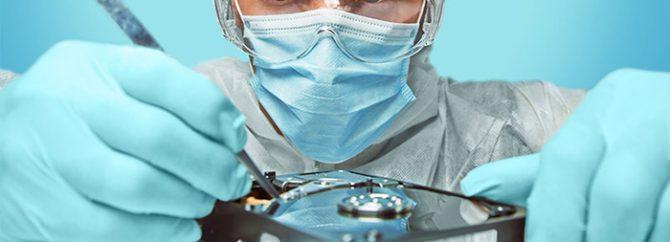 خدمات ریکاوری و بازیابی اطلاعات در آچارباز