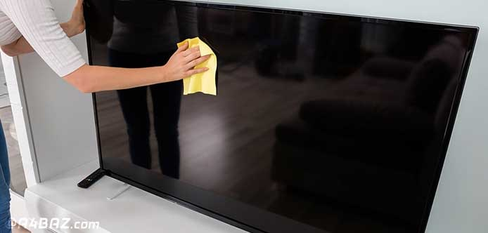 نگهداری و استفاده صحیح از تلویزیون