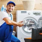 تعمیر ماشین لباسشویی در محل با آچارباز
