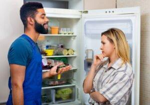 نگهداری از یخچال