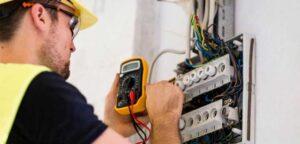 خدمات برق ساختمانی در محل