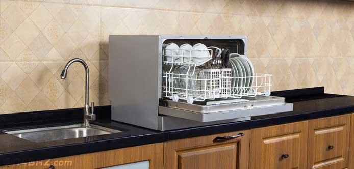 مشکلات ماشین ظرفشویی