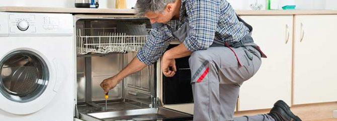 تعمیر ماشین ظرفشویی در محل با آچارباز