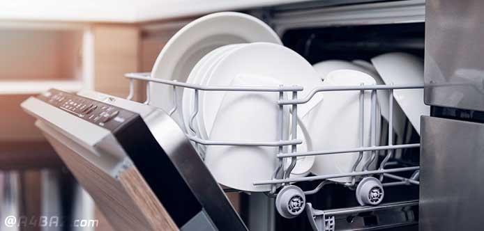نحوه استفاده از ماشین ظرفشویی