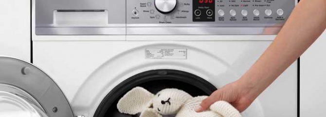 راهنمای استفاده از ماشین لباسشویی