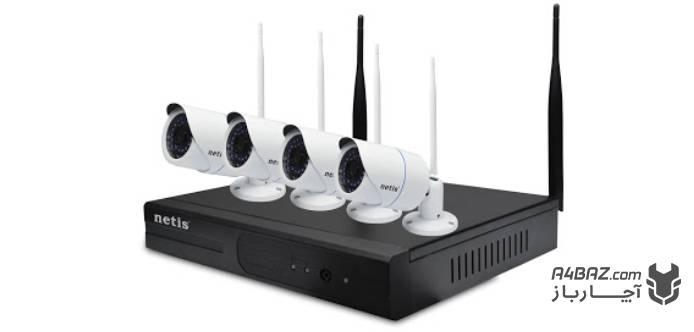 دوربینهای شبکه (Network Cameras)