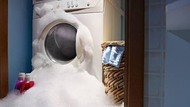 طریقه استفاده از نرم کننده لباس در ماشین لباسشویی