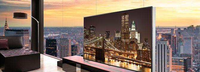 آشنایی با تکنولوژی تلویزیون های ۴K