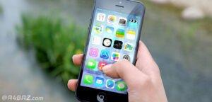 مشکلات گوشی موبایل
