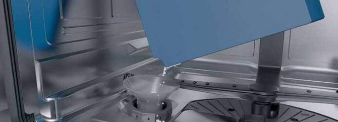 رفع مشکل نشت نمک در ماشین ظرفشویی