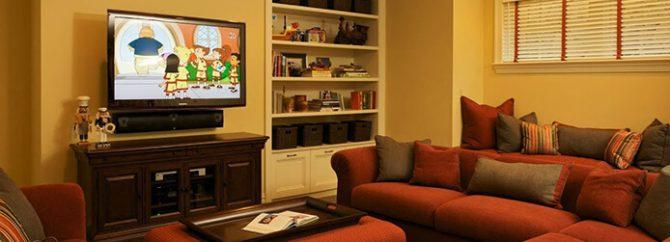 انتخاب تلویزیون مناسب بر اساس متراژ