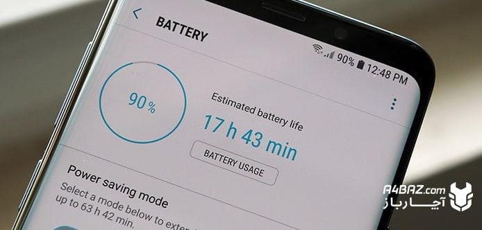 شارژ بیش از اندازه باتری موبایل