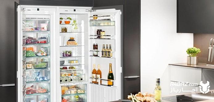 باز گذاشتن در یخچال به مدت طولانی