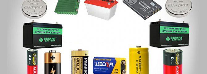 ۱۸ ژانویه روز جهانی باتری