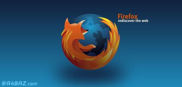 کلیدهای میانبر فایرفاکس