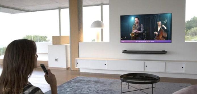 تکنولوژی های تلویزیون LED