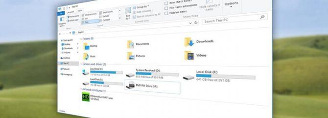 ویدیو/ کلیدهای میانبر Windows File Explorer – مدیریت ویندوز اکسپلورر