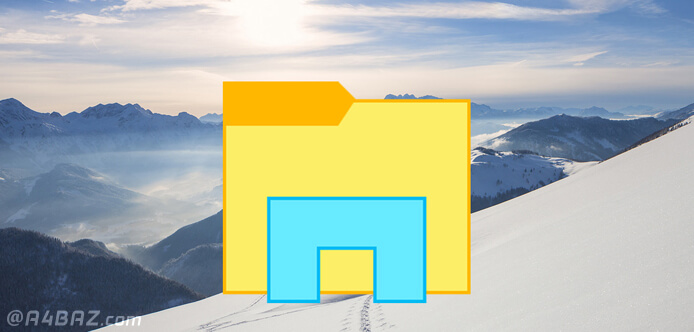 کلیدهای میانبر Windows File Explorer
