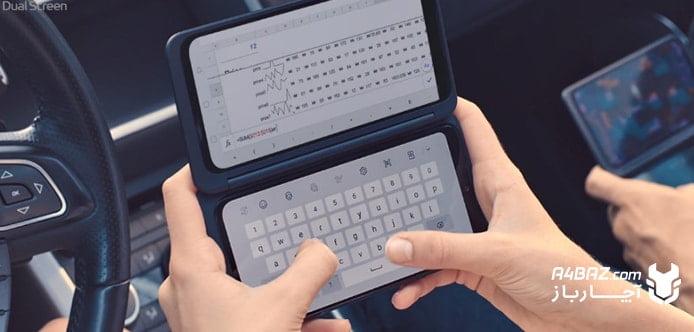 علت نمایش پیام «صفحه کلید ال جی متوقف شده است»