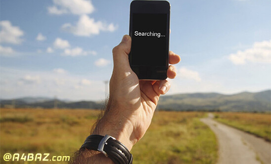 رفع ایراد گوشی موبایل