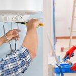 نقاشی ساختمان و تعمیر پکیج و آبگرمکن در آچارباز