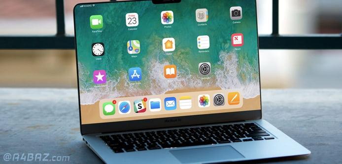 مشکلات نرم افزاری لپ تاپ اپل