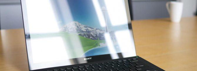 مشکلات متداول لپ تاپ سونی