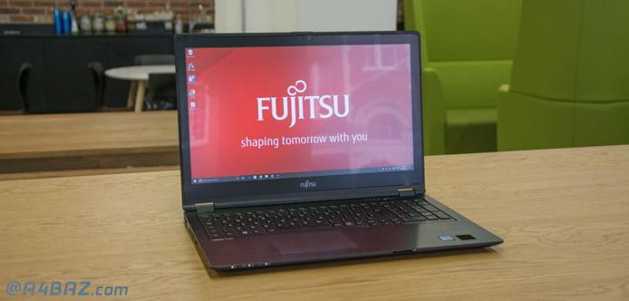 مشکلات نرم افزاری لپ تاپ فوجیتسو
