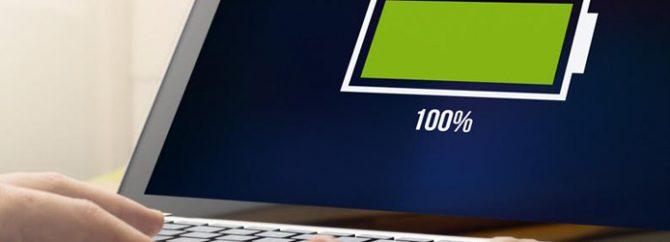 چرا باتری لپ تاپ سریع خالی میشود؟