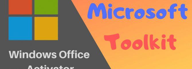 نحوه فعال سازی ویندوز ۱۰ با استفاده از Microsoft Toolkit