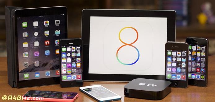 بروزرسانی سیستم عامل گوشی اپل