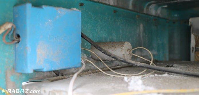 جعبه تقسیم برق کولر آبی