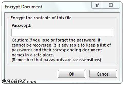 رمزگذاری فلش مموری